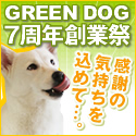 GREEN DOG創業祭