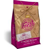 ナチュラリー・フレッシュ チキン&ダック +緑イ貝 スモールブリード