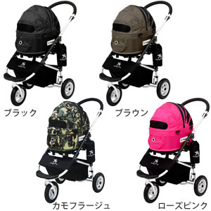 AirBuggy for Dog ブレーキ付ドーム2