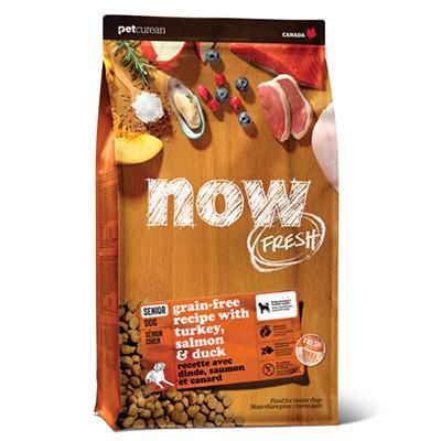 NOW FRESH Grain Free シニア&ウェイトマネジメント