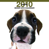 THE DOGカレンダー ボクサー 2010
