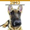 THE DOGカレンダー ジャーマン・シェパード・ドッグ 2010