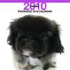 THE DOGカレンダー ペキニーズ 2010