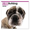 THE DOGカレンダー ブルドッグ 2011