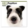 THE DOGカレンダー パピヨン 2011