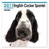 THE DOGカレンダー イングリッシュ・コッカー・スパニエル 2011
