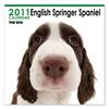 THE DOGカレンダー イングリッシュ・スプリンガー・スパニエル 2011