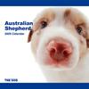 THE DOG逆輸入カレンダー オーストラリアン・シェパード 2009