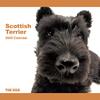 THE DOG逆輸入カレンダー スコティッシュ・テリア 2009