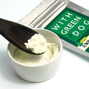 ウィズ・グリーンドッグ 北海道チーズパウダー
