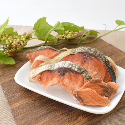 鮭スライス